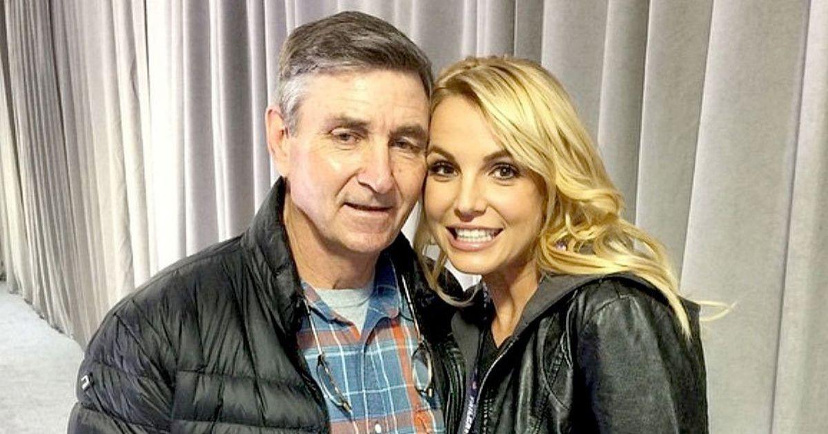 Britney Spears y su padre