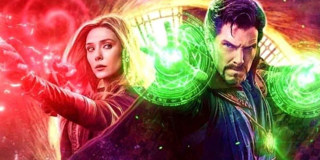 Wanda y Doctor Strange
