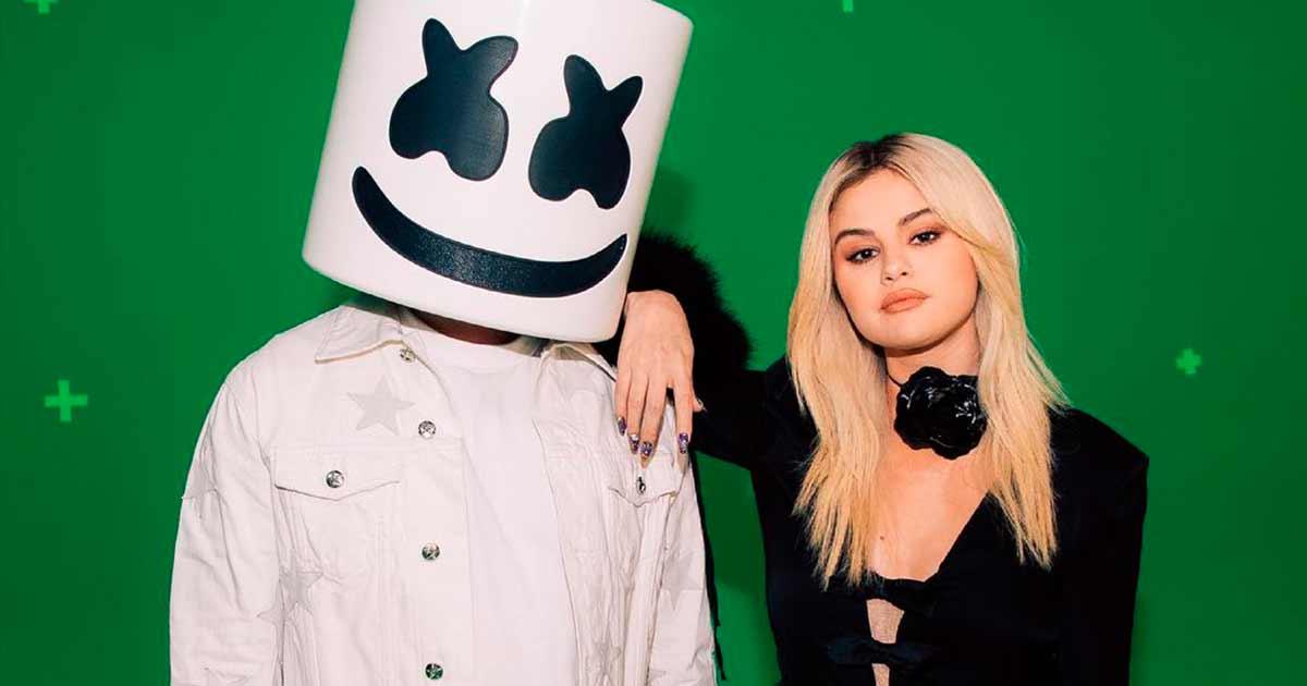Marshmello y Selena Gomez