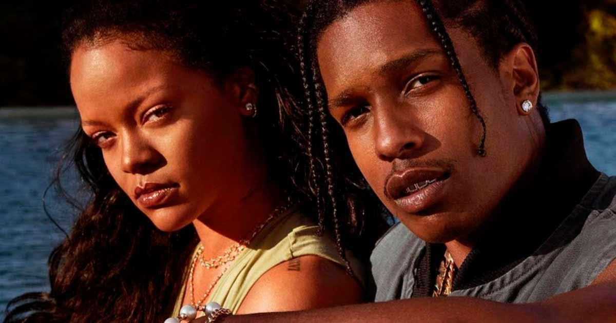 Rihanna y ASAP Rocky